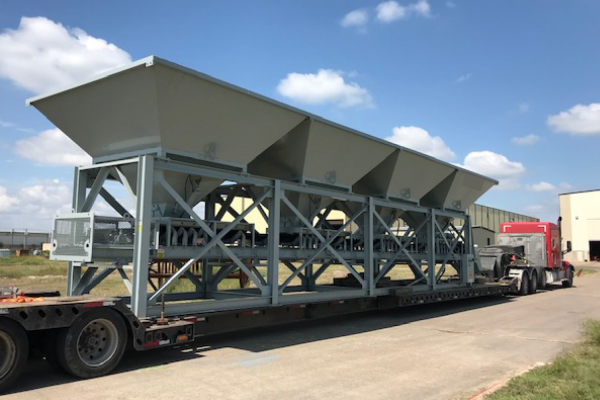 Check out this 52' long stretch load!