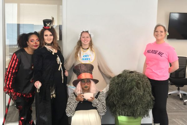 Happy Halloween from the Kenneth Clark Crew